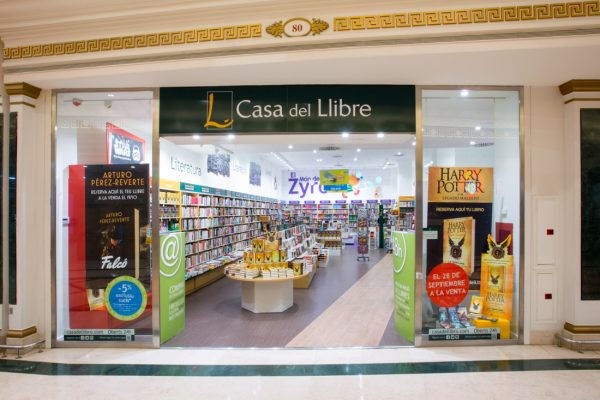 Casa del Libro Llobregat
