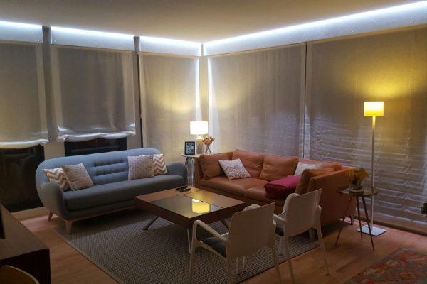 Proyecto iluminación LED para vivienda