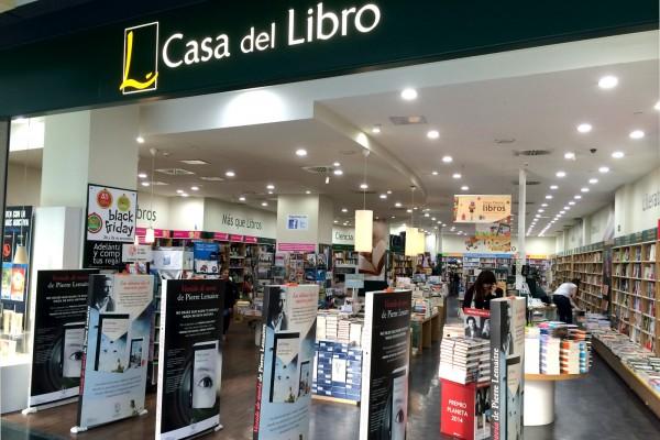 Casa del Libro, CC Islazul, Madrid