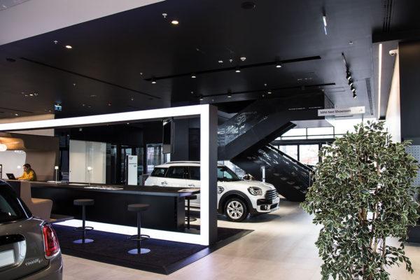 Concesionario BMW Estambul