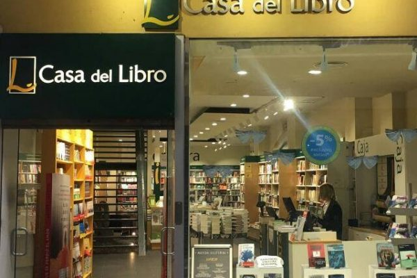 Casa Del Libro Málaga