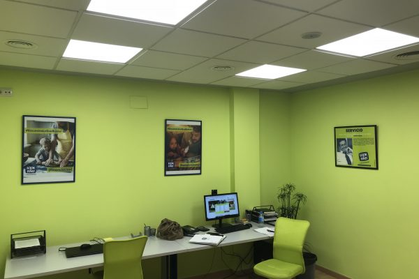 Oficina Look & Find Boadilla del Monte