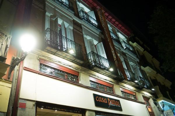 Casa Patas. Madrid
