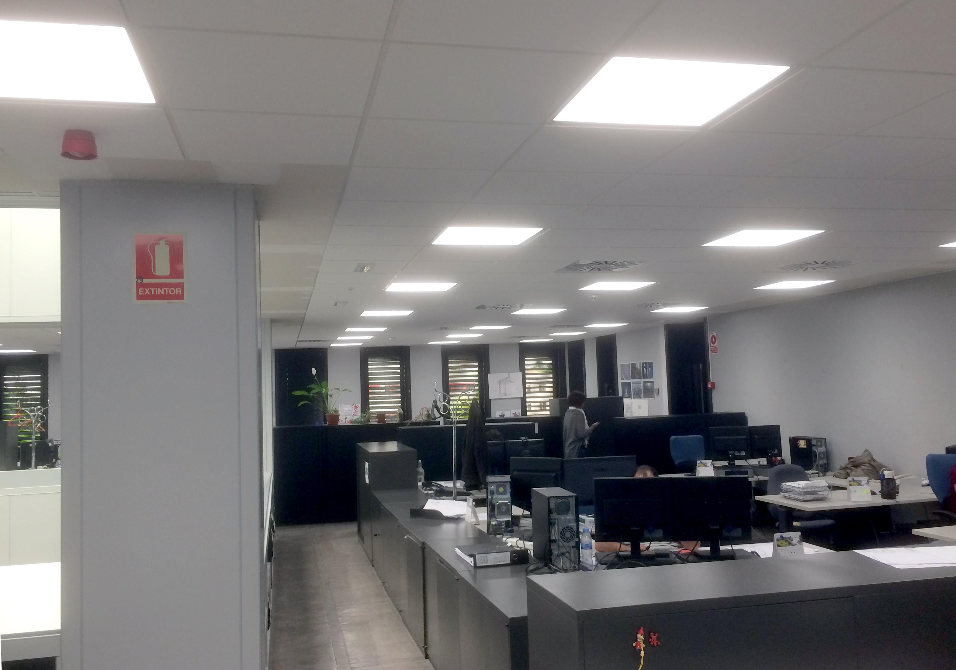 Sener oficinas teslaled for Oficina kutxabank tres cantos