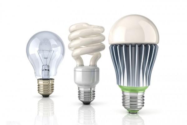 diferentes bombillas
