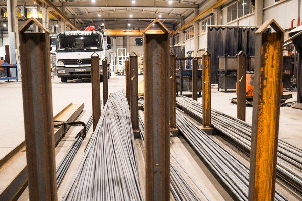 iluminación Industrial «Nave taller»